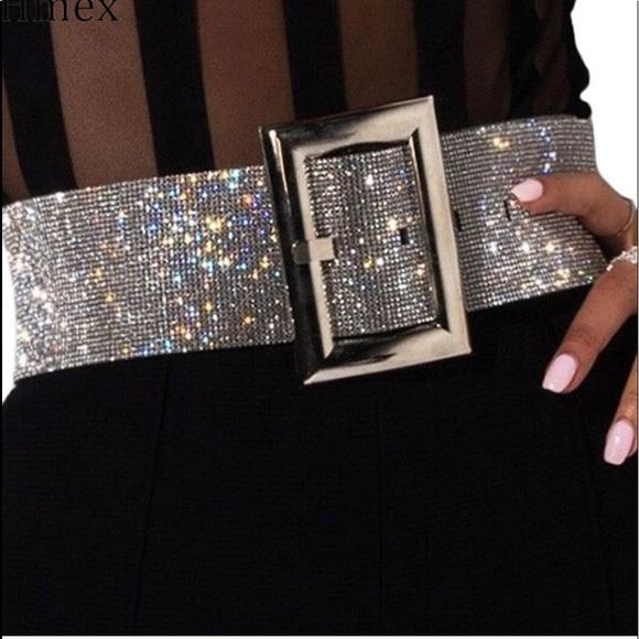 Accessories - Ladies Wide belt